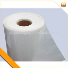 Milky white polyester film insulation materials
